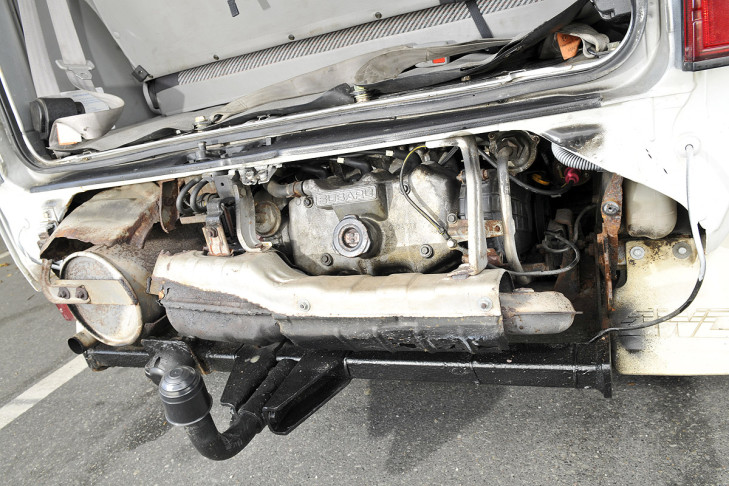 Subaru Libero 1200 Special KJ8