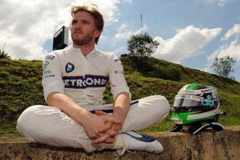 Kehrt Nick Heidfeld in der Zukunft wieder zu BMW zurück und fährt DTM?