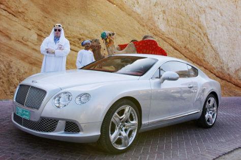 Bentley Continental GT (2011)