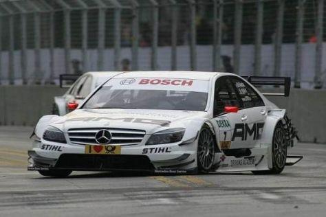 In Schanghai hat sich Paul di Resta zum neuen DTM-Meister gekrönt