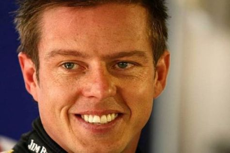 James Courtney stand 2002 vor dem Sprung in die Formel 1