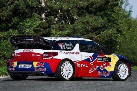 Citroën-Sportchef Olivier Quesnel kann sich eine Rallye in China gut vorstellen