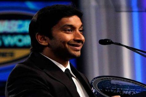 Narain Karthikeyan baut sich gerade eine NASCAR-Karriere in den USA auf
