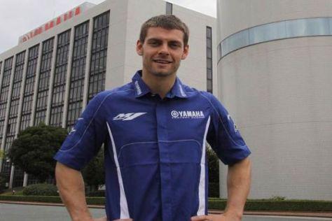 Yamaha-Pilot Cal Crutchlow will für die Tests in Sepang wieder einsatzbereit sein
