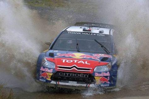 Sébastien Ogier ist in der abgelaufenen Saison teilweise sehr risikobereit gefahren