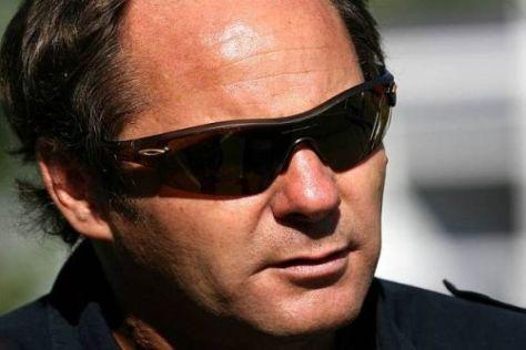 Gerhard Berger weiß, wie man Adrian Newey einbremsen könnte