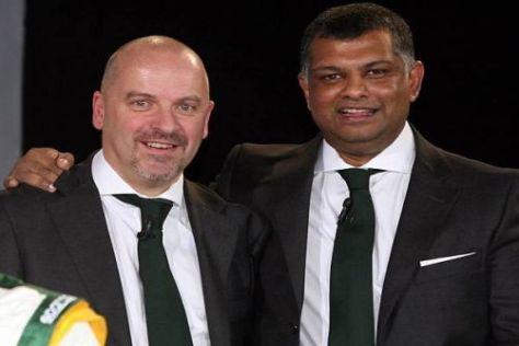 Mit vereinten Kräften gegen die Lotus-Gruppe: Gascoyne und Fernandes