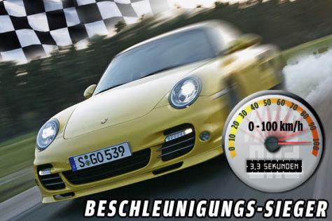 0-100 km/h: Bestwerte 2009/2010