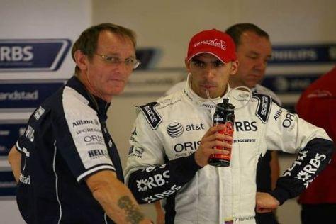 Williams-Pilot Pastor Maldonado wird von Venezuela finanziell unterstützt