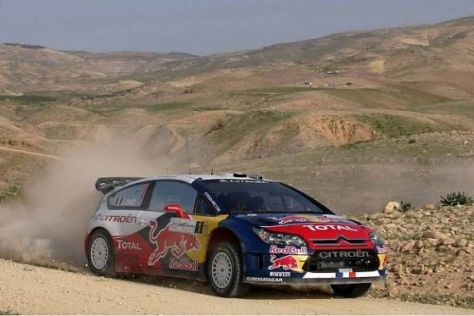 """Die Rallye Jordanien wird 2011 mit der so genannten """"Powerstage"""" abgeschlossen"""