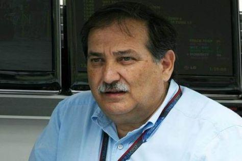 Jose Ramon Carabante sucht derzeit nach neuen Geldgebern für sein Team