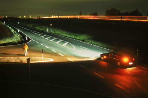 Adaptive Forward Lighting von Opel