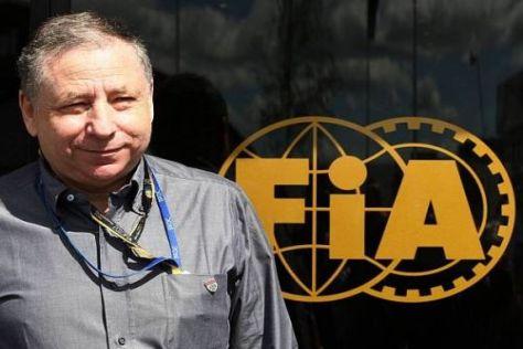 FIA-Präsident Jean Todt stimmt der Abschaffung von Artikel 39.1 zu