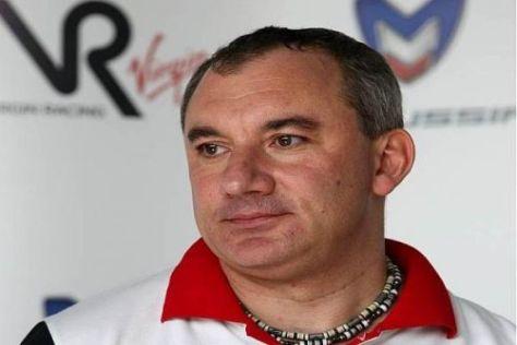 Präsident Nikolai Fomenko hat mit Marussia in der Formel 1 viel vor