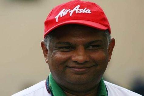 Fernandes verzichtet auf die geplanten Farben und gibt diesen Kampf auf