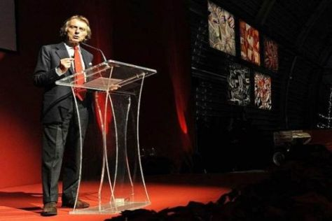 Luca di Montezemolo ist stolz auf den Charakter der Ferrari-Familie