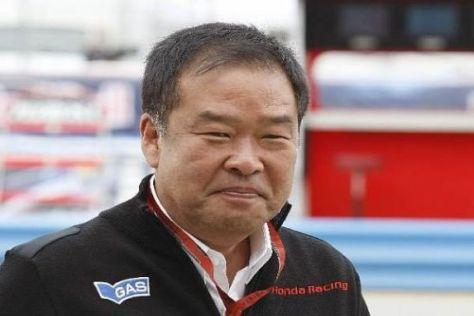Shuhei Nakamoto will seine drei HRC-Piloten im Titelkampf sehen