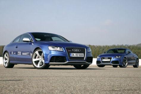 Audi TT RS Audi RS 5