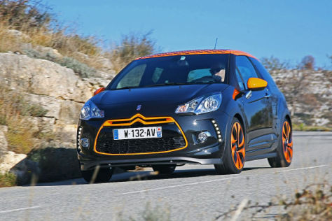 Citro&euml;n DS3 Racing 