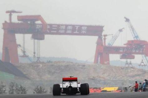 Baustellenflair: Der Grand Prix von Südkorea in Yeongam