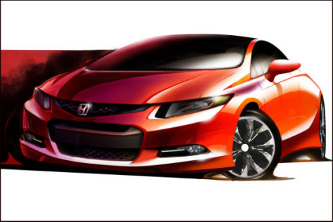 Honda Civic Concept (2011)