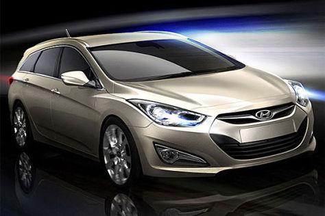 Hyundai i40 CW (SW) Studie 2011