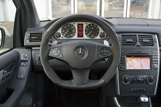 Mercedes B-Klasse B 55