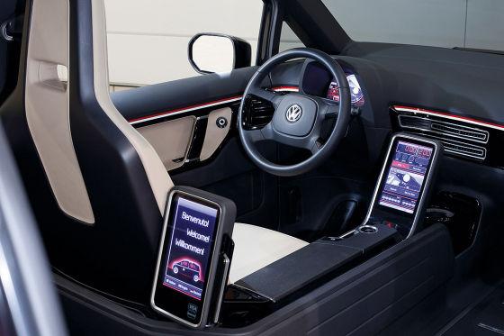 VW London Taxi