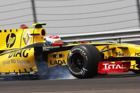 Vitaly Petrov nimmt am Mittwoch Stellung zu seiner Zukunft in der Formel-1-WM