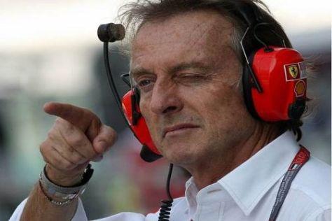 Luca di Montezemolo sieht in Fernando Alonso eine klare Verstärkung für Ferrari