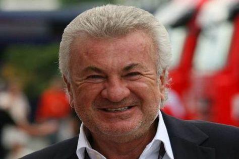 """Willi Weber ist """"not amused"""" über die Kritik von Vettel-Entdecker Gerd Noack"""