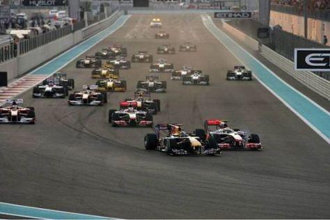 Ab 2014 wird die Formel 1 mit Russland einen neuen Austragungsort haben