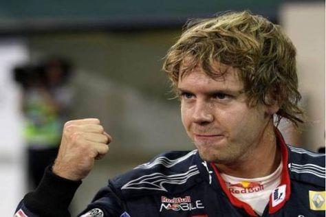 Geschafft: Sebastian Vettel ist neuer Weltmeister in der Formel 1