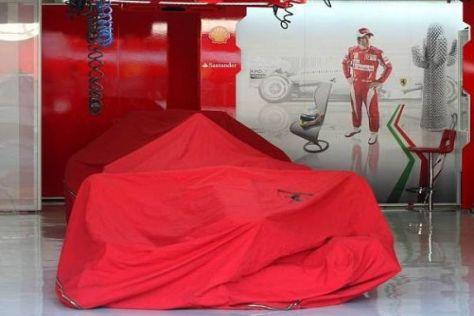 Man darf gespannt sein, was Ferrari für die Saison 2011 enthüllt