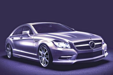 Carlsson Mercedes-Benz CLS (2011)
