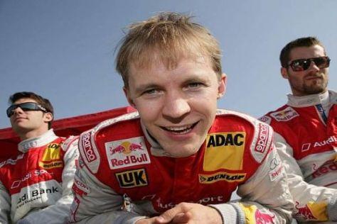 Mattias Ekström und seine Audi-Kollegen wollen 2011 zurückschlagen