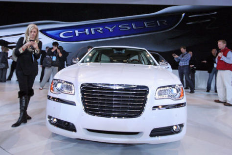 Chrysler 300 (2011)