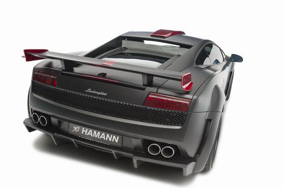 Hamann Victory II auf Lamborghini Gallardo-Basis