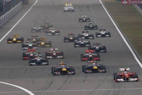 Nach Russland bemüht sich auch die Ukraine um ein Formel-1-Rennen