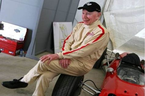 Formel-1-Legende John Surtees übt Kritik an Streckenarchitekt Hermann Tilke