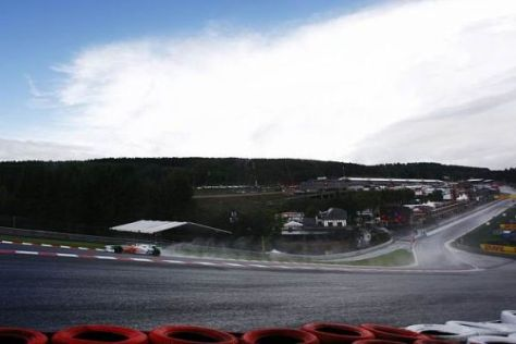 2011 wird erstmals wieder ein Belgier die Eau Rouge unter die F1-Räder nehmen