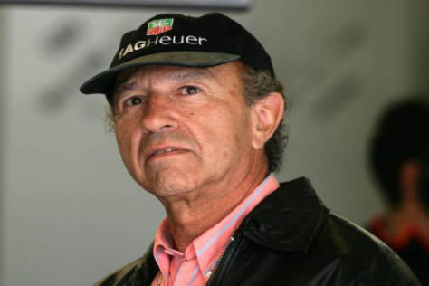 Der Mexikaner Jo Ramírez war 17 Jahre lang Teammanager von McLaren