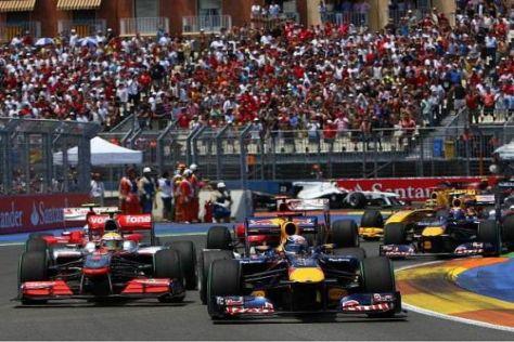 Auch Vietnam hat sich kürzlich nach einem Formel-1-Rennen erkundigt