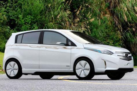 Chevrolet Sail EV Concept (2010)