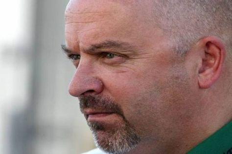 Namen sind Schall und Rauch: Mike Gascoyne will in fünf Jahren an die Spitze