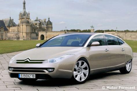 Vorschau Citroën CX