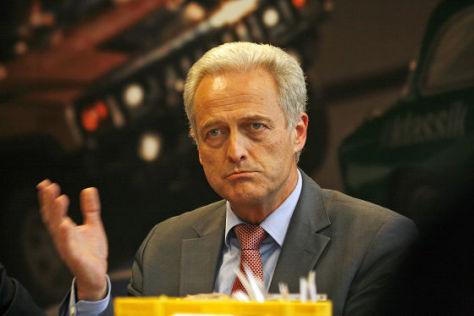 Verkehrsminister Peter Ramsauer (CSU)