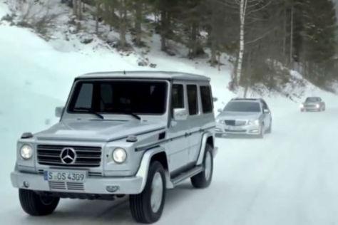 Mercedes Werbespot