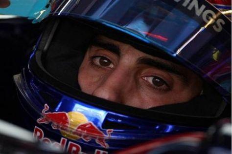 Sébastien Buemi will 2011 das Beste aus den Toro-Rosso-Möglichkeiten machen