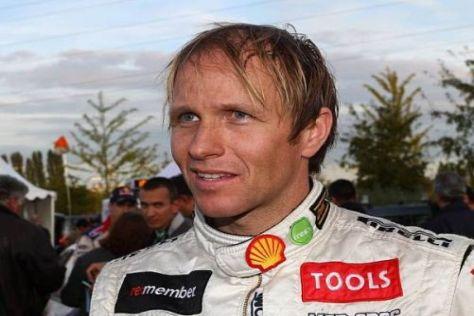 Petter Solberg geht mit dem ehrgeizigen Ziel zu siegen in die Rallye Monte Carlo